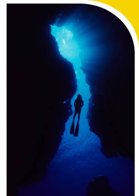 Cave Diving on the West Coast